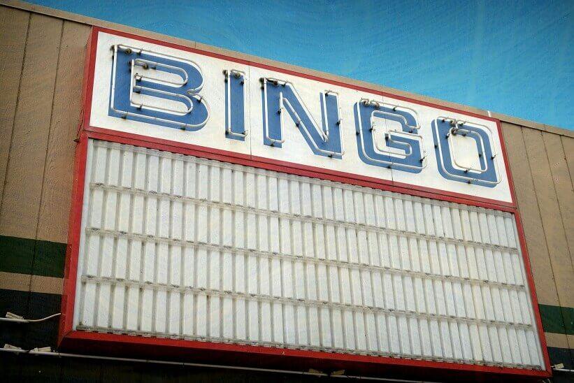 Spela bingo i svensk spelhall